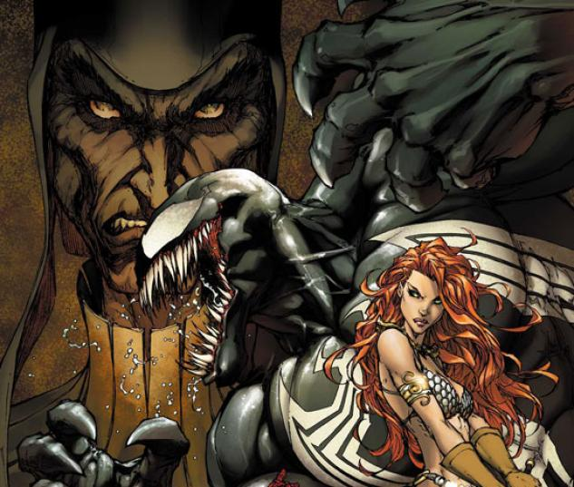 SPIDER-MAN/RED SONJA #1