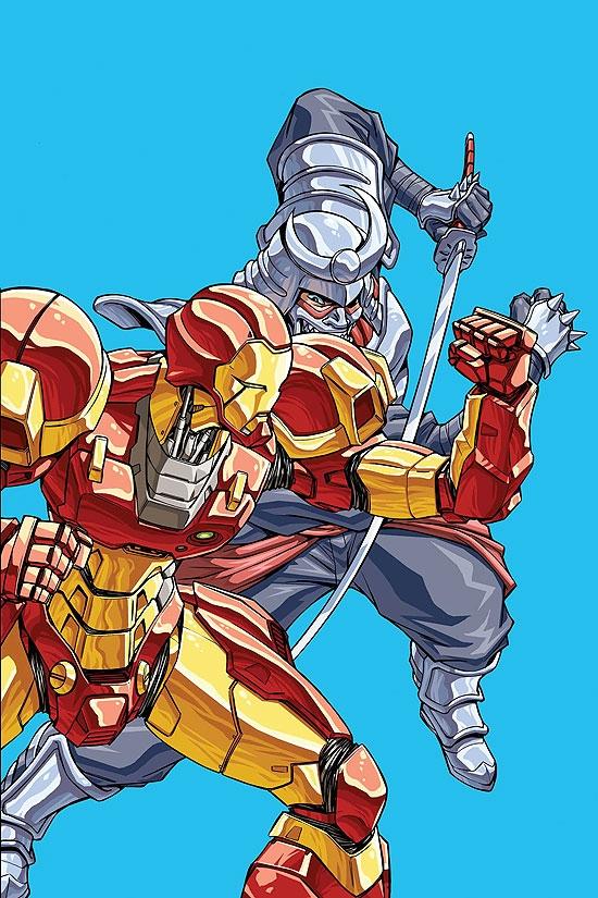 New Mangaverse (2006) #5