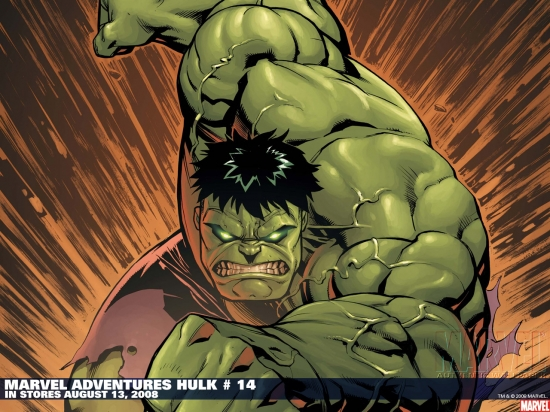 Marvel Adventures: Hulk #14