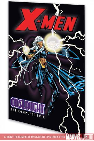X-Men: The Complete Onslaught Epic Book 3 (2008)