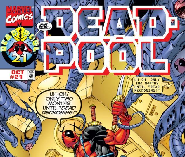 Deadpool (1997) #21