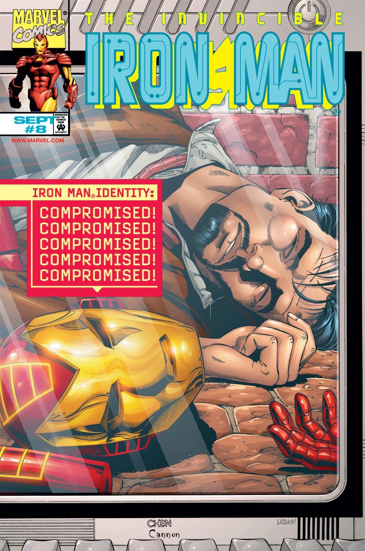 Iron Man (1998) #8