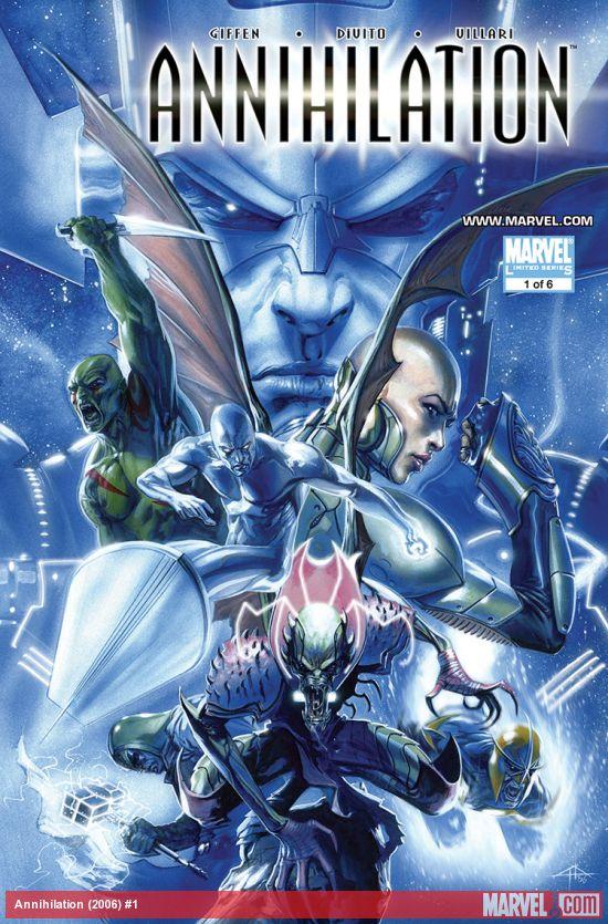 Annihilation (2006) #1