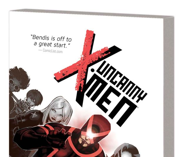 UNCANNY X-MEN VOL. 1: REVOLUTION TPB (MARVEL NOW)