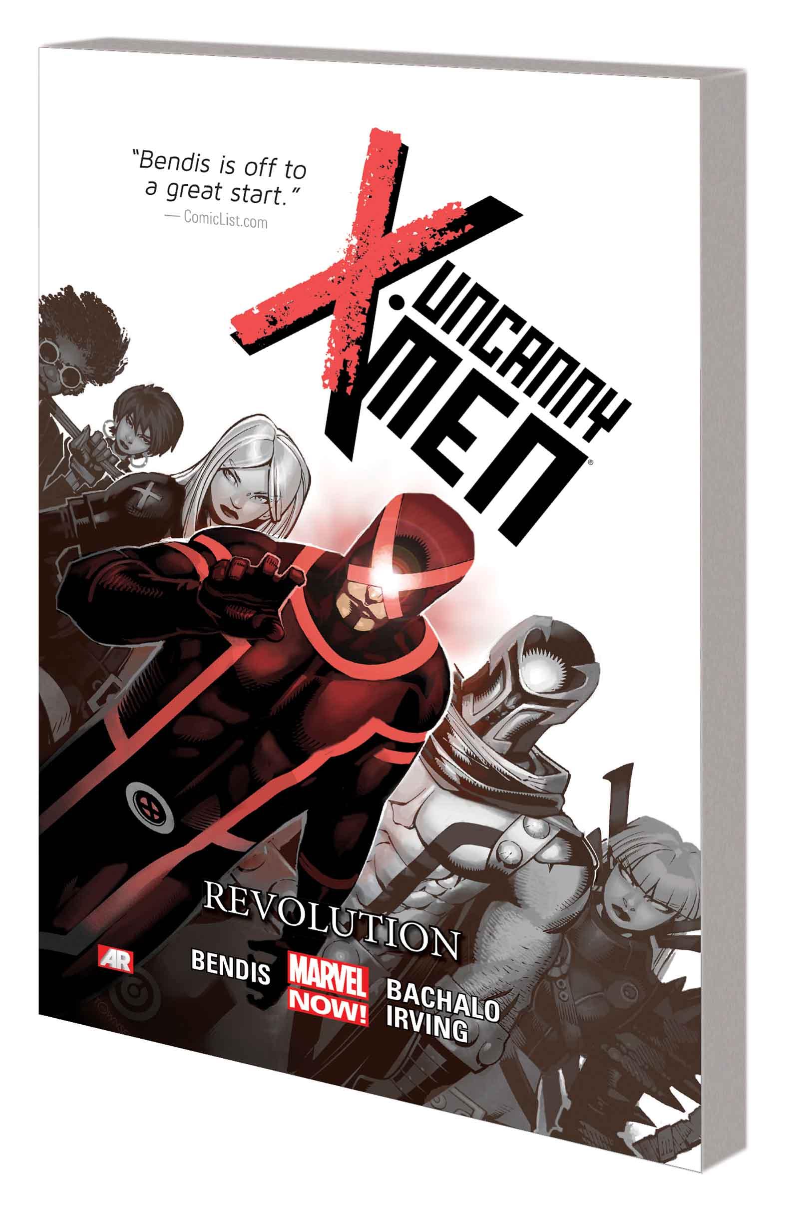 UNCANNY X-MEN VOL. 1: REVOLUTION TPB (Trade Paperback)