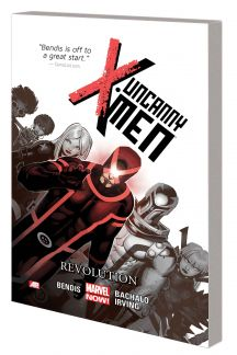UNCANNY X-MEN VOL. 1: REVOLUTION TPB (Trade Paperback)