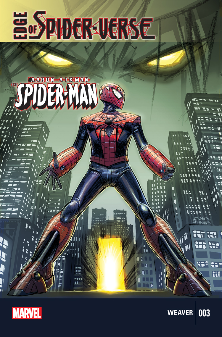 Edge of Spider-Verse (2014) #3