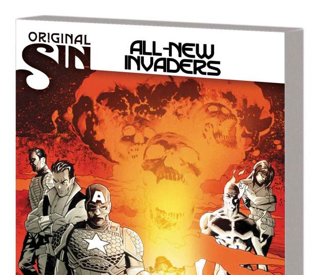 ALL-NEW INVADERS VOL. 2: ORIGINAL SIN TPB