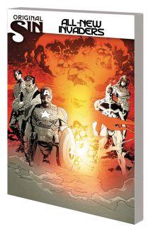 All-New Invaders Vol. 2: Original Sin (Trade Paperback)