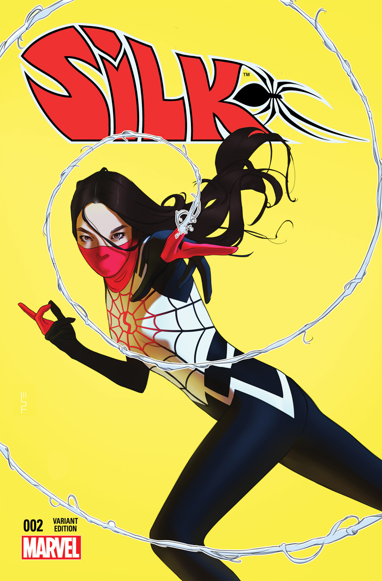Silk (2015) #2 (Forbes Variant)