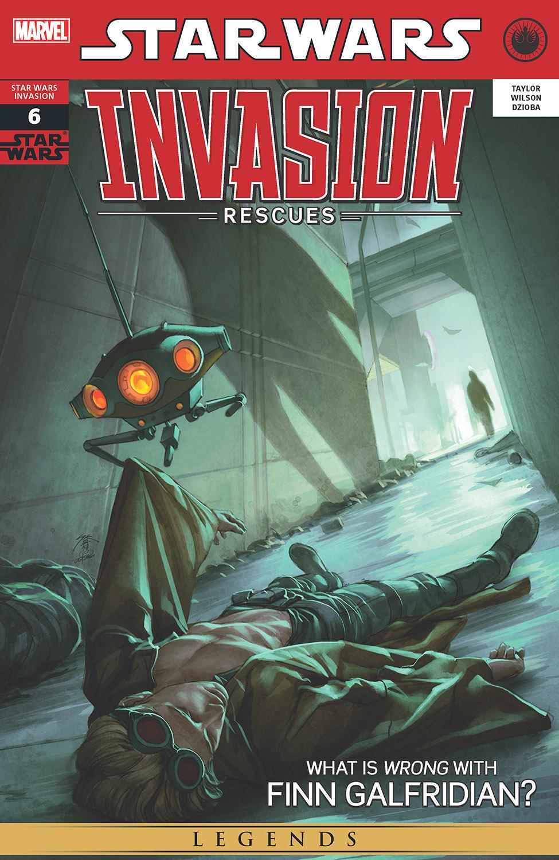 Star Wars: Invasion - Rescues (2010) #6