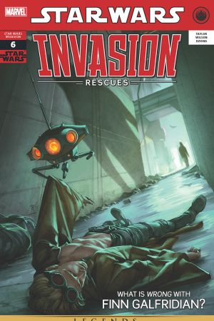 Star Wars: Invasion - Rescues #6