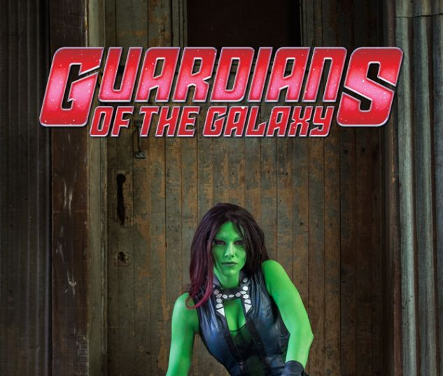 Guardians of the Galaxy (2015) #1 variant cover by Contagious Costuming