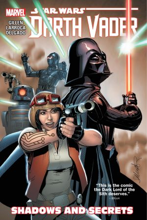 Star Wars: Darth Vader Vol. 2- Shadows and Secrets (Trade Paperback)