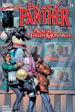 Black Panther (1998) #19