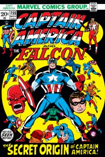 Captain America (1968) #155