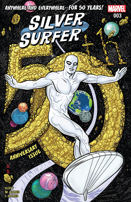 Silver Surfer (2016) #3
