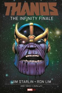 Thanos: The Infinity Finale (Graphic Novel)