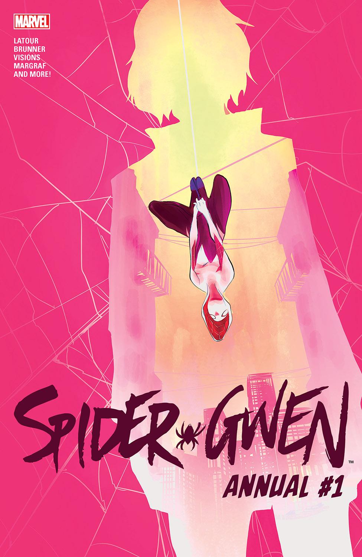 Spider-Gwen Annual (2016) #1