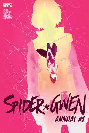 Spider-Gwen Annual #1