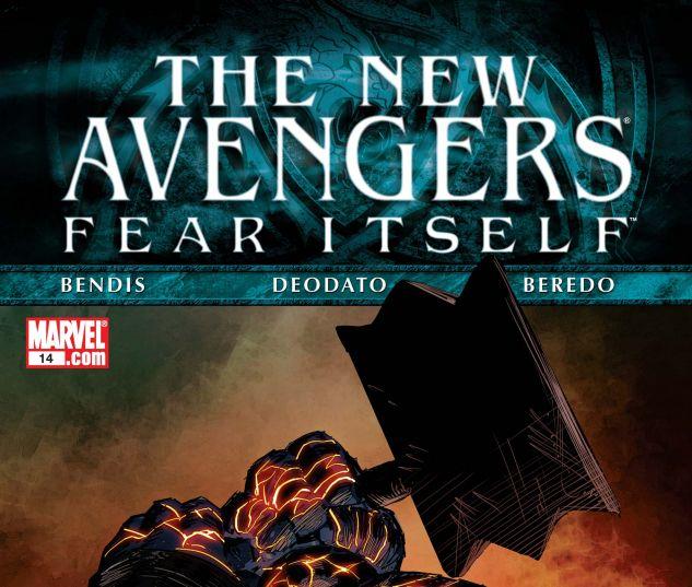 NEW AVENGERS (2010) #14