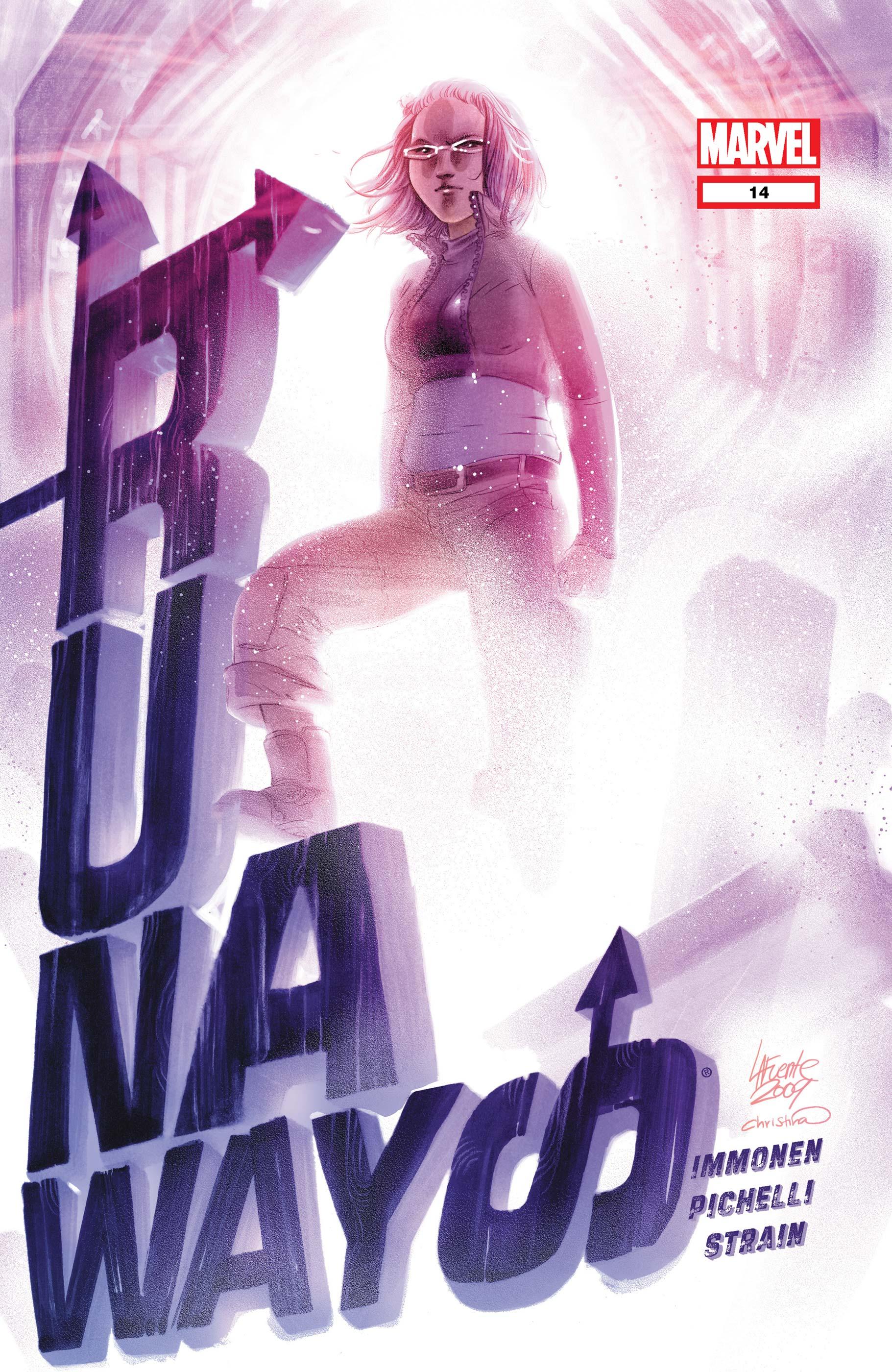 Runaways (2008) #14