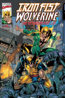 Iron Fist/Wolverine #2