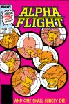 Alpha Flight (1983) #12
