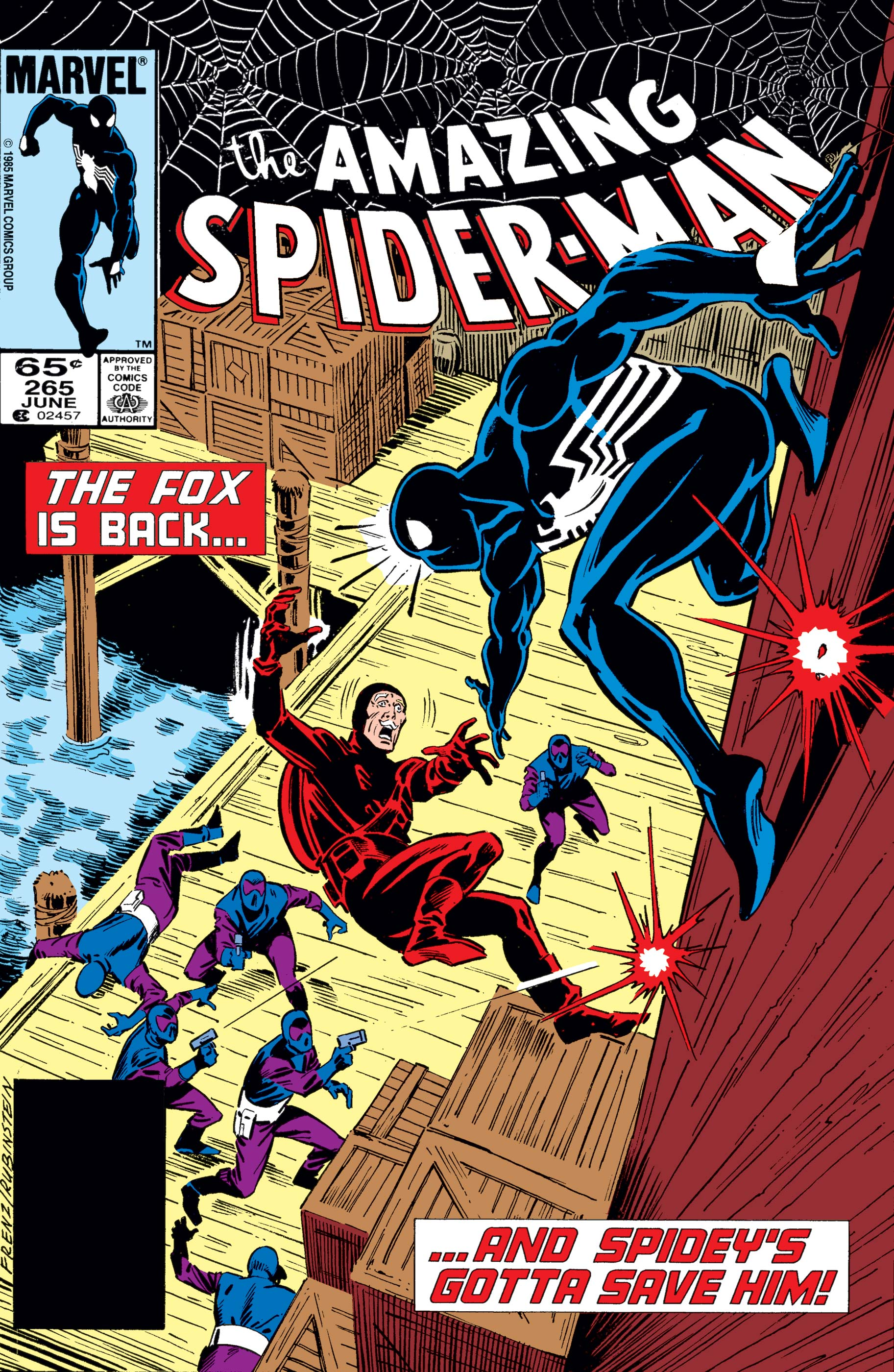 The Amazing Spider-Man (1963) #265