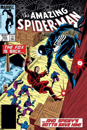 The Amazing Spider-Man #265