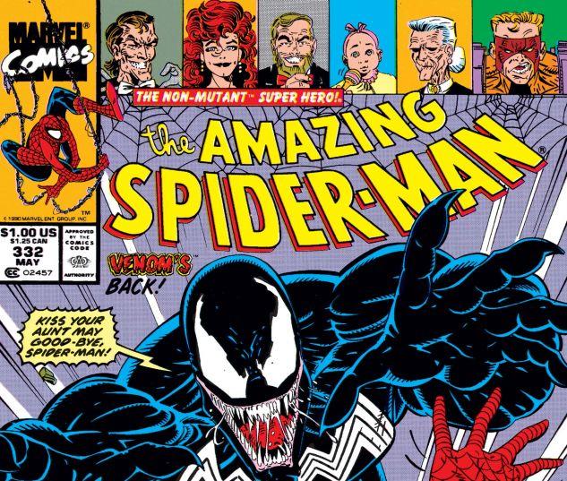 Amazing Spider-Man (1963) #332