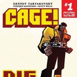 Cage! (2016)