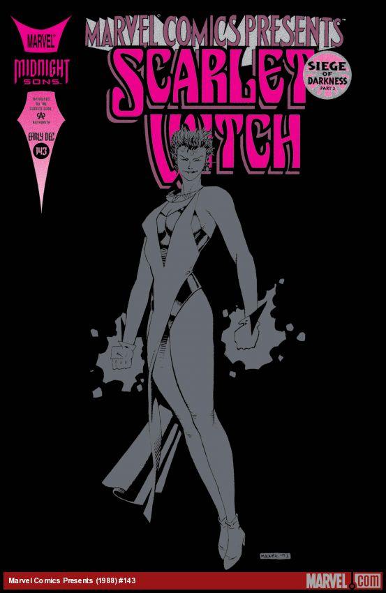 Marvel Comics Presents (1988) #143