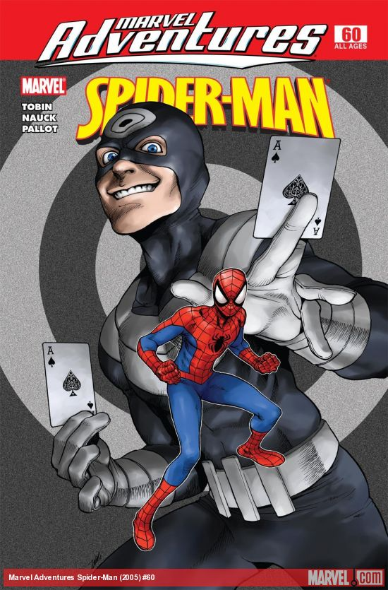 Marvel Adventures Spider-Man (2005) #60