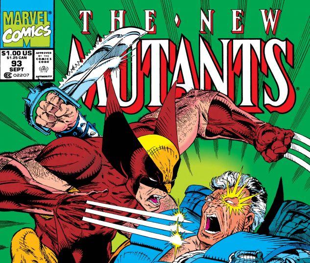 New Mutants (1983) #93
