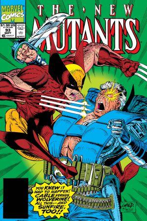 New Mutants #93