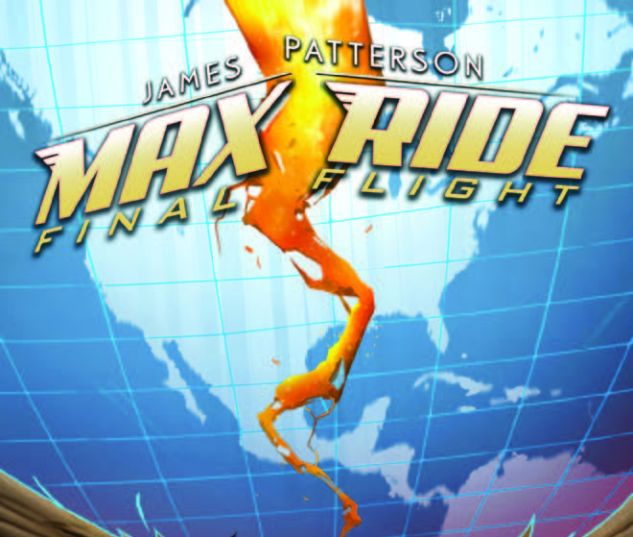 cover from Max Ride: Final Flight (2016) #4