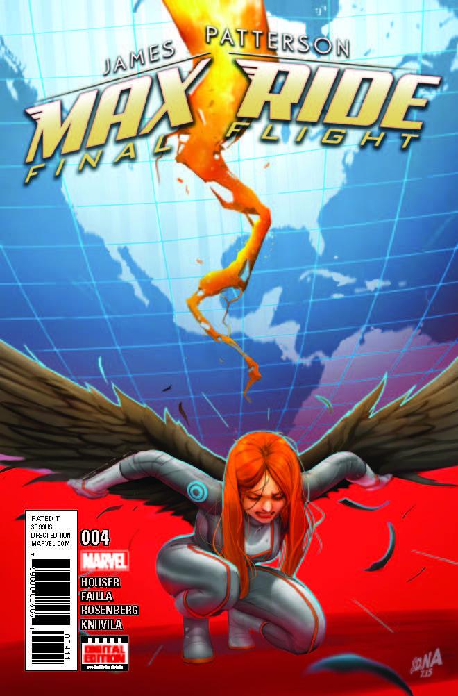 Max Ride: Final Flight (2016) #4