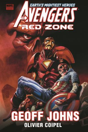 Avengers Vol. II: Red Zone (Trade Paperback)