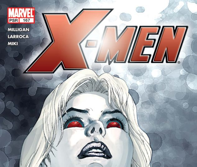 X-MEN (2004) #167