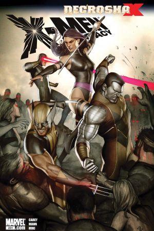 X-Men Legacy #231