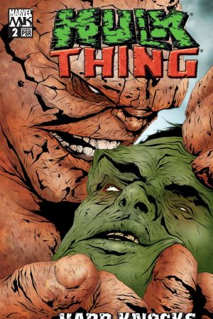 Hulk & Thing: Hard Knocks #2