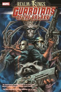 Guardians of the Galaxy Vol. 4:  Realm of Kings (Hardcover)