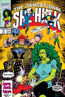 Sensational She-Hulk #17