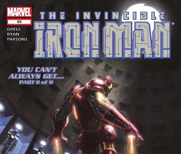 Iron Man (1998) #63