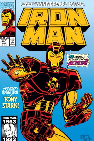 Iron Man (1968) #290