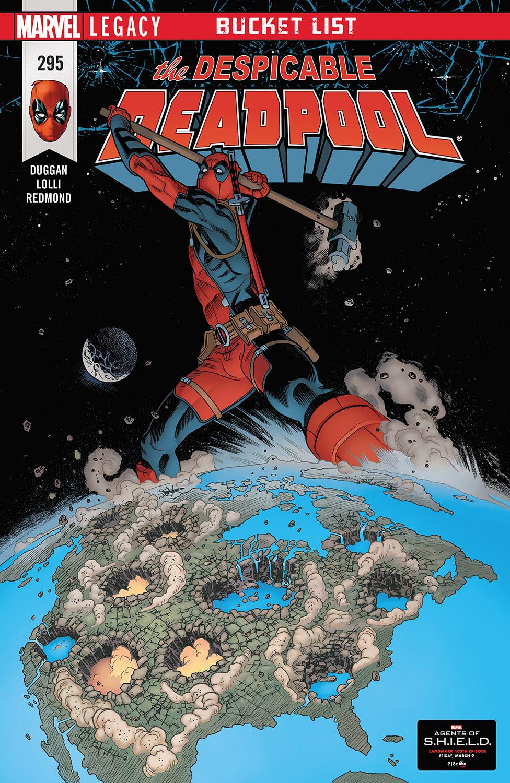 Despicable Deadpool (2017) #295