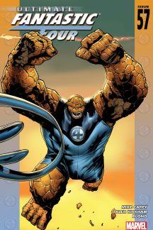 Ultimate Fantastic Four (2003) #57