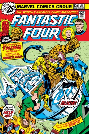 Fantastic Four #170