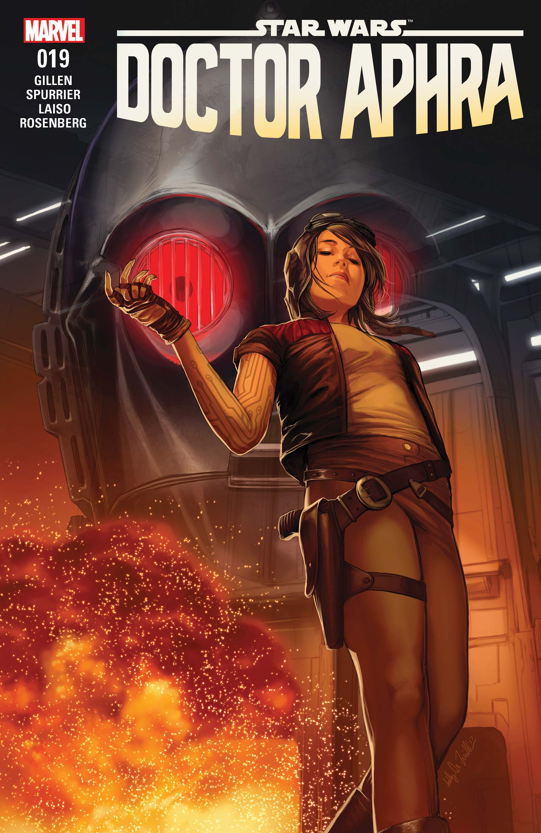 Star Wars: Doctor Aphra (2016) #19